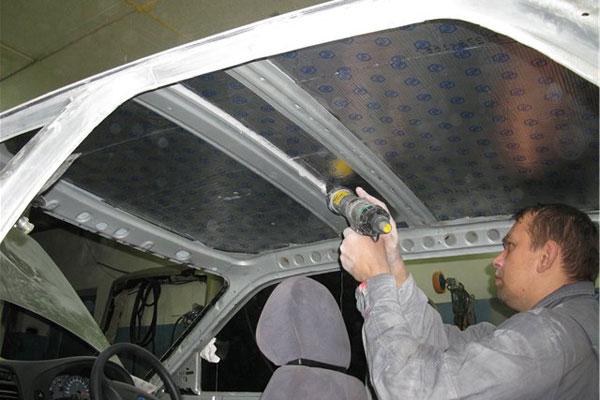 Полный ремонт кузова