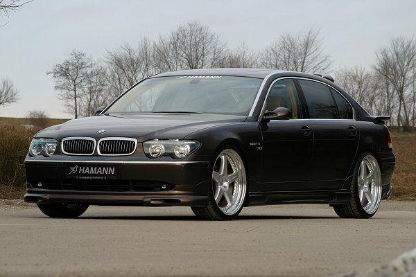 БМВ Е65