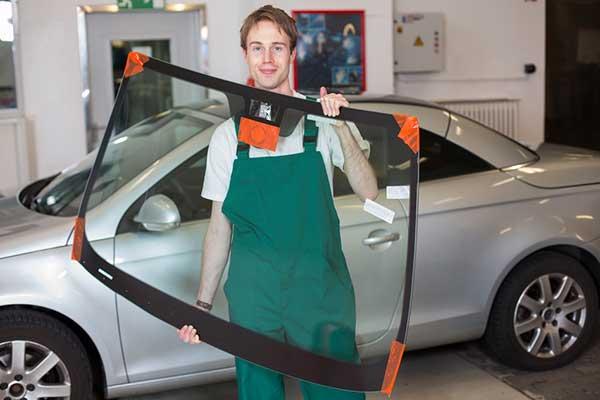 Замена стекол авто