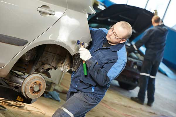 Все виды ремонта кузова